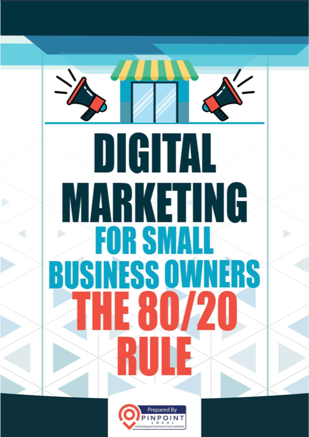 Digital Marketing for Small Business owners 80/20 rule